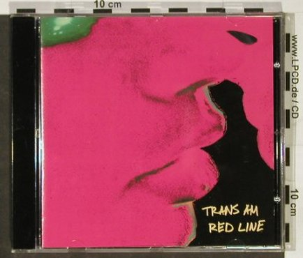 Trans Am: Red Line, ThrillJock(087), US, 2000 - CD - 92981 - 12,50 Euro