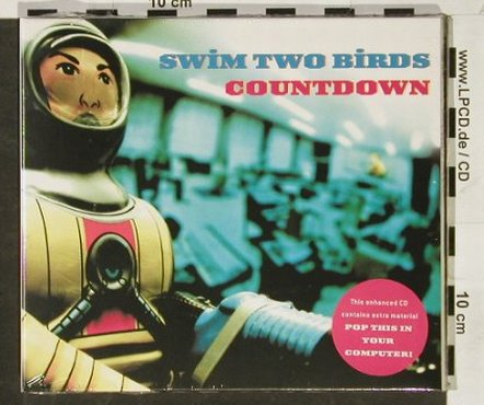 Swim Two Birds: Countdown, Digi, FS-New, Laika(3510172 2), D, 2003 - CD - 92986 - 10,00 Euro