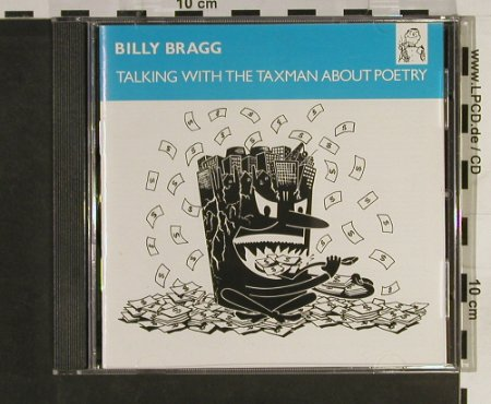 Bragg,Billy: Talking with t.Taxman about Poetry, Line(LICD 9.00237 0), D, 1986 - CD - 93205 - 11,50 Euro