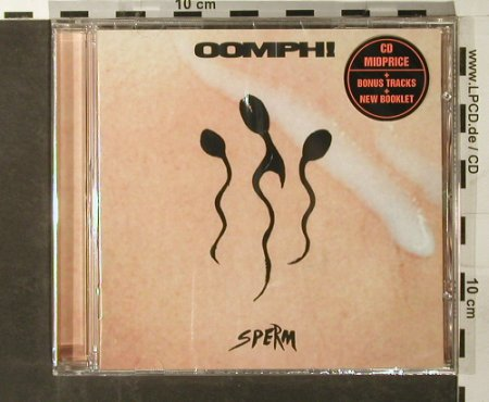 Oomph!: Sperm(94), FS-New, Sanctuary(MYNcd020), D, 2004 - CD - 93478 - 10,00 Euro