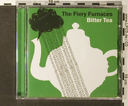 Fiery Furnaces: Bitter Tea, RoughTrade(), EU, 2006 - CD - 93578 - 7,50 Euro