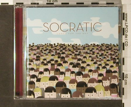 Socratic: Lunch for the Sky, FS-New, Drive-Thru(DTUCD021), , 2005 - CD - 93710 - 10,00 Euro