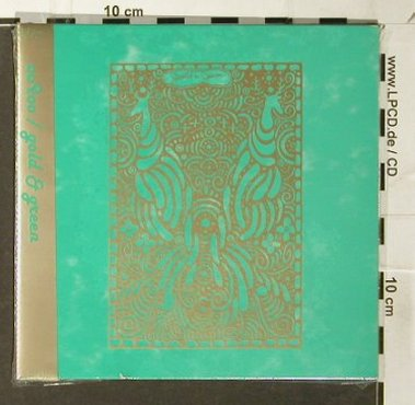 Ooioo: Gold and Green, Digi, FS-New, ThrillJock(), , 2005 - CD - 93802 - 11,50 Euro