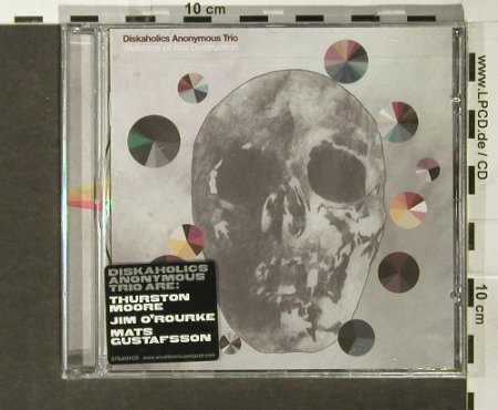 Diskaholics Anonymous Trio: Weapons of Ass Destruction, FS-New, SmaltownSuperJazz(), , 2006 - CD - 93887 - 12,50 Euro