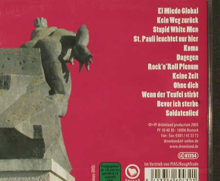 RubberSlime: Rock'n'Roll Genossen, FS-New, Dröönland(DPcd 0014), , 2005 - CD/DVD - 93948 - 12,50 Euro