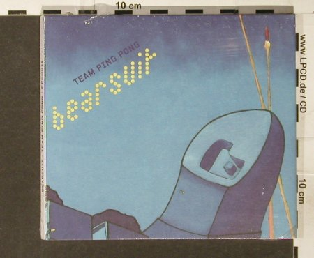 Bear Suit: Team Ping Pong, Digi, FS-New, Fantastic Plastic(FPcd011), , 2005 - CD - 94087 - 10,00 Euro