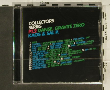 Kaos & Sal P.: Collectors Series PT.2, FS-New, Faith(), , 2006 - CD - 94506 - 10,00 Euro