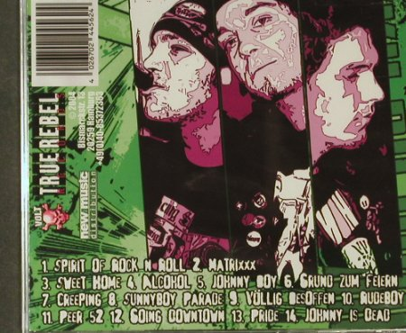 Small Town Riot: Some Serious Shit, FS-New, True Rebel Rec.(TRR 004), D, 2004 - CD - 94567 - 10,00 Euro