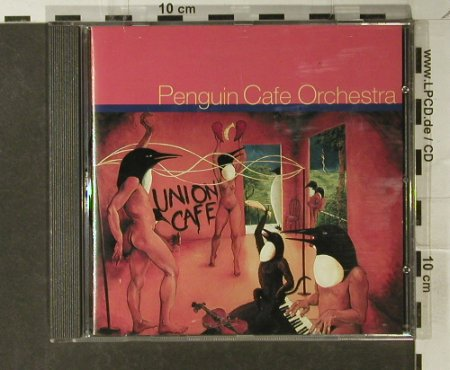 Penguin Cafe Orchestra: Union Cafe, Peregrina Music(PM 50091), D, 1993 - CD - 94953 - 12,50 Euro