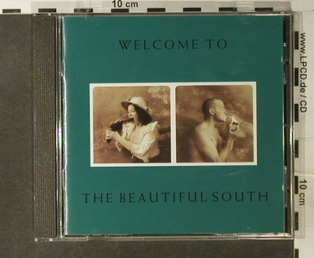 Beautiful South: Welcome To, GO!(842 080-2), D, 1989 - CD - 94973 - 7,50 Euro