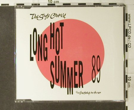 Style Council: Long Hot Summer 89 Mix+2, Polydor(889 341-2), D, 1989 - CD5inch - 95015 - 5,00 Euro