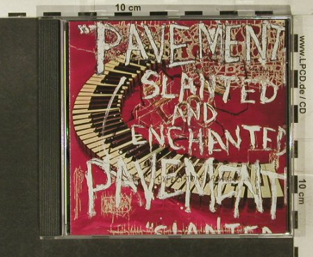 Pavement: Slanted & Enchanted, Big Cat(125.4634.2), D, 1992 - CD - 95083 - 10,00 Euro