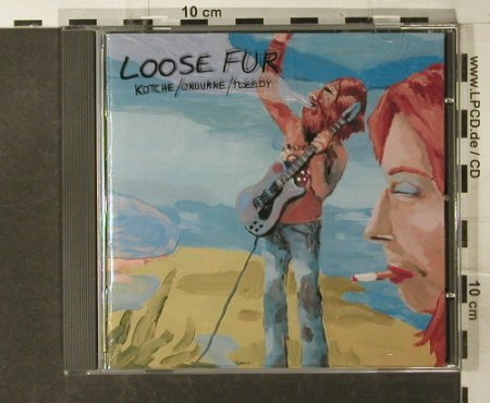 Loose Fur: Same, 6Tr., Domino(WIGCD 119), EU, 2003 - CD - 95090 - 10,00 Euro