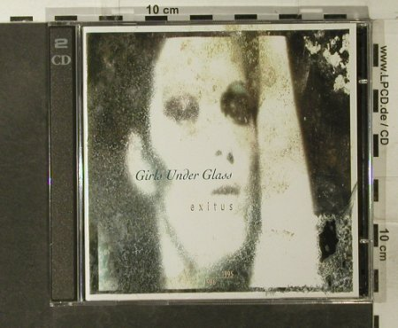 Girls Under Glass: Exitus, Dark Star(1354-2), D, 1995 - 2CD - 95120 - 14,00 Euro