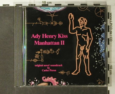 Peron,Carlos: Manhattan II by Ady Henry Kiss, Dark Star(1352-2), D, 1995 - CD - 95159 - 10,00 Euro