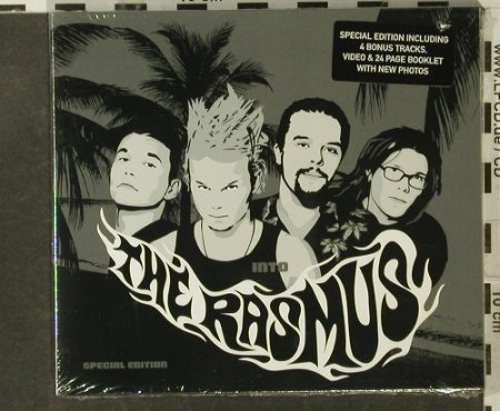 Rasmus,The: Into, Special Ed., FS-New, Edel(0151972ERE), D, 2001 - CD - 95199 - 11,50 Euro