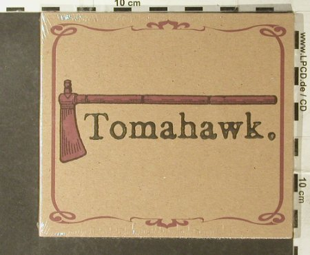 Tomahawk.: Same,Digi, FS-New, Ipecac(IPC-18), F, 2001 - CD - 95395 - 10,00 Euro