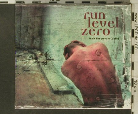 Run Level Zero: Walk the Psycho[path], Digi, FS-New, minus(015), EU, 2004 - CD - 95510 - 10,00 Euro