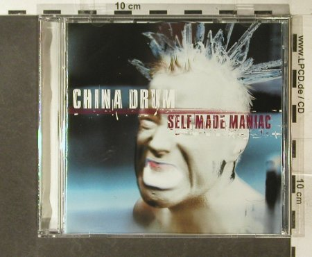 China Drum: Self Made Maniac, Mantra(), B,  - CD - 95547 - 7,50 Euro