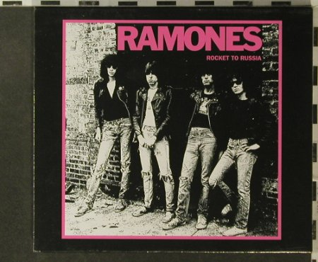 Ramones: Rocket To Russia(77), 19 Tr., Warner(), D, 2001 - CD - 95797 - 11,50 Euro