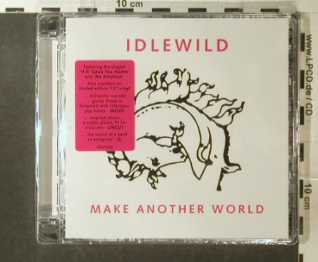 Idlewild: Make Another World, FS-New, Sequel(SEQCD005), EU, 2007 - CD - 95966 - 10,00 Euro