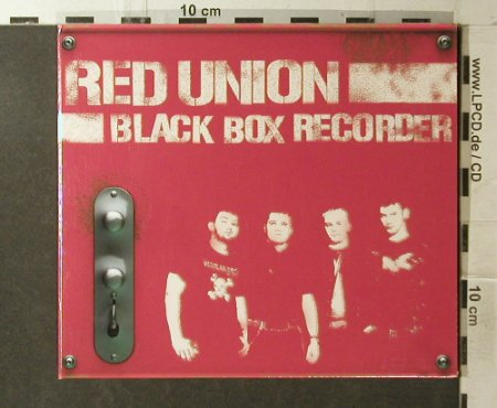 Red Union: Black Box Recorder, Digi, Bandworm Rec.(BW 42-2), D, 2006 - CD - 95976 - 12,50 Euro