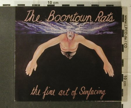 Boomtown Rats: The Fine Art of Surfacing,15Tr., Mercury(), D, 2005 - CD - 96001 - 10,00 Euro