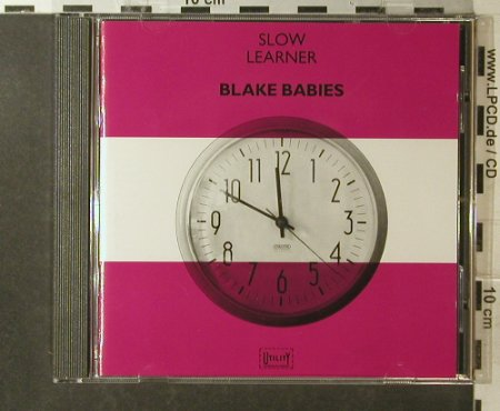 Blake Babies: Slow Learner, Line(), D, 1989 - CD - 96023 - 10,00 Euro