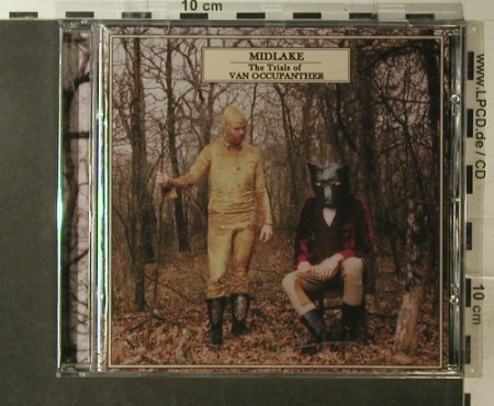 Midlake: The Trial of Van Occupanther, Bella Union(bellacd 117), UK, 2006 - CD - 96154 - 10,00 Euro