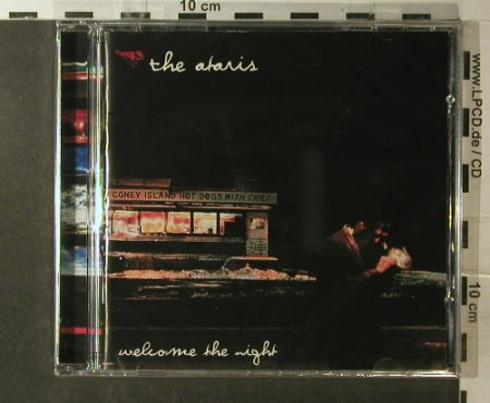 Ataris,The: Welcome The Night, FS-New, Isola Records(SEOcd006), EU, 2007 - CD - 96158 - 10,00 Euro