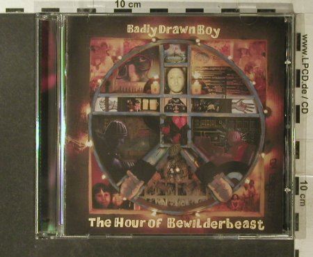 Badly Drawn Boy: The Hour Of The Bewilderbeast, XL Rec.(133), UK, 1999 - CD - 96255 - 10,00 Euro
