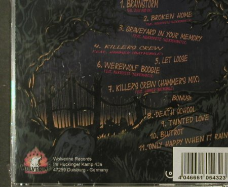 Ripmen: Graveyard in Our Memories, FS-New, Wolverine(WRR 129), D, 2007 - CD - 96268 - 10,00 Euro