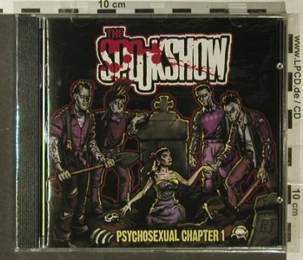 Spookshow: Psychosexual Chapter 1, Wolverine(WRR 127), D, 2006 - CD - 96270 - 3,00 Euro