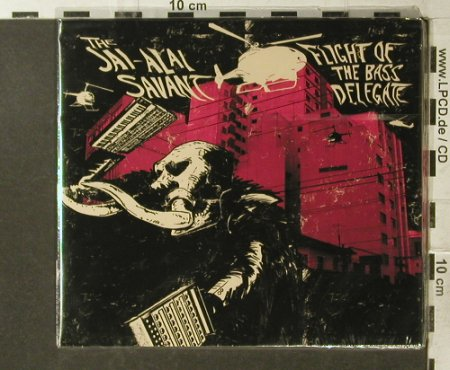 Jai-Alai Savant: Flight of the Bass Delegate,Digi, City Slang(), FS-New, 2007 - CD - 96297 - 10,00 Euro