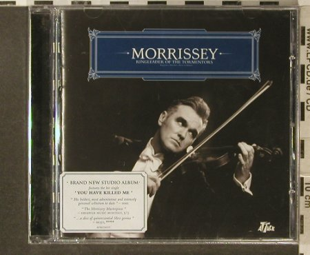 Morrissey: Ringleader of the Tormentors,FS-New, Attack(), , 2006 - CD - 96342 - 11,50 Euro