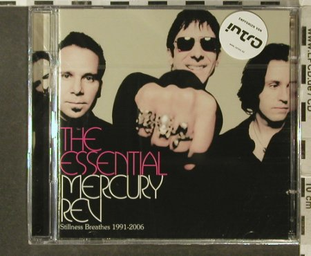Mercury Rev: Stillness Breathes 1991-2006,FS-New, V2(), , 2006 - 2CD - 96348 - 12,50 Euro