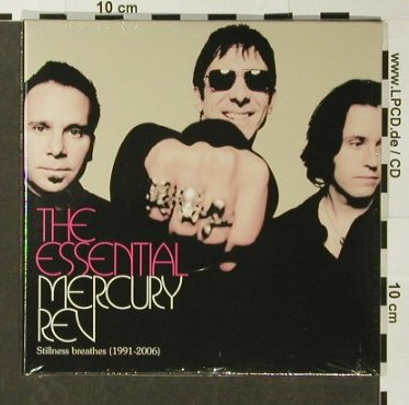 Mercury Rev: The Essential:Stillness Breathes, V2 ,Digi,FS-New(), EU,Promo, 2006 - 2CD - 96381 - 6,00 Euro