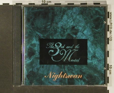 3rd And The Mortal: Nightswan, 4 Tr., Voice of Wonder(VOW 047), EU, 1995 - CD5inch - 96466 - 7,50 Euro