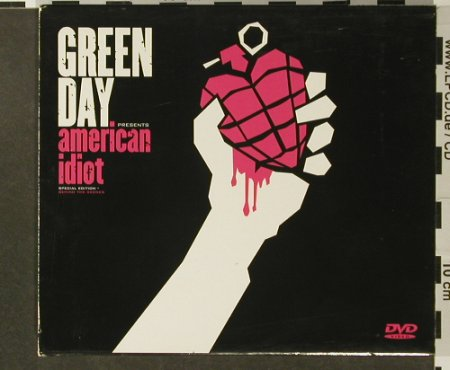 Green Day: American Idiot, Special Ed., Reprise(), D, 2004 - CD/DVD - 96610 - 11,50 Euro