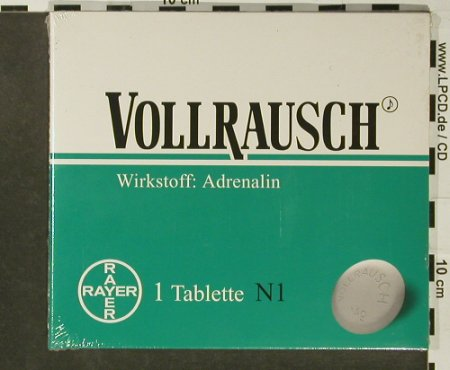 Vollrausch: Wirkstoff: Adrenalin, Digi, FS-New, SweetLemon(), , 2003 - CD - 96688 - 7,50 Euro