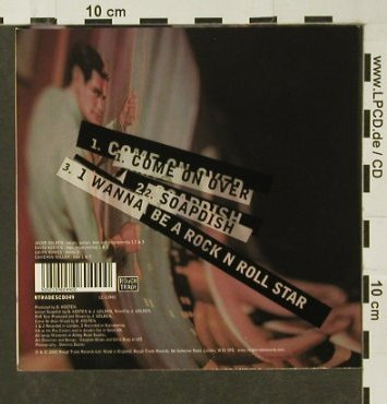 Golden,Jacob: Come On Over+2, Digi, RoughTrade(RTRADEScd049), , 2002 - CD5inch - 96749 - 4,00 Euro
