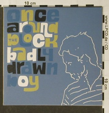 Badly Drawn Boy: Once Around The Block*3+2,Digi, XL Rec.(TNXL 009cde), UK, 2000 - CD5inch - 96753 - 4,00 Euro