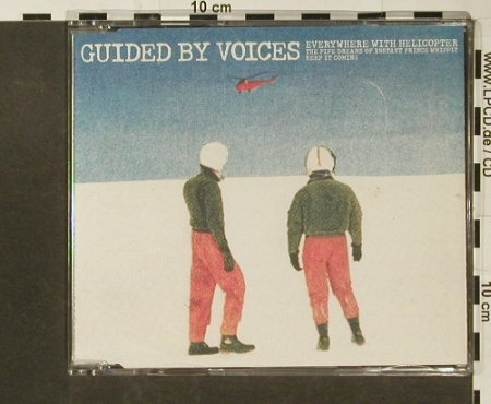Guided By Voices: Everything with Helicopter+2, Matador(OLE 552-2), UK, 2002 - CD5inch - 96755 - 5,00 Euro