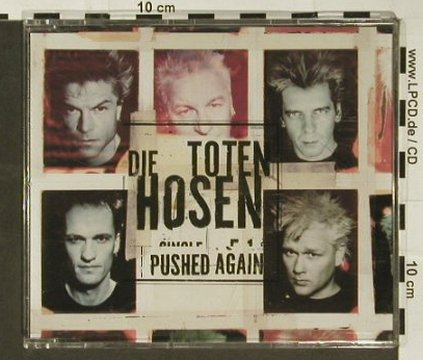 Toten Hosen: Pushed Again+3, JKP 14(), D, 1998 - CD5inch - 96783 - 4,00 Euro