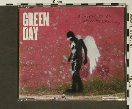 Green Day: Boulevard Of Broken Dreams+2, Reprise(), D, 2004 - CD5inch - 96784 - 3,00 Euro