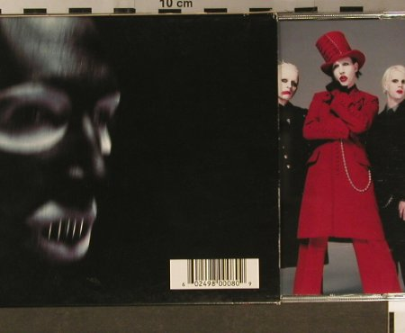 Manson,Marylin: The Golden Age Of Grotesque, Intersc.(), EEC, 2003 - CD/DVD - 96908 - 12,50 Euro