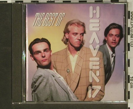 Heaven 17: The Best Of, 16 Tr, Virgin(), UK, 92 - CD - 96960 - 5,00 Euro