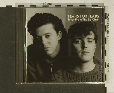 Tears For Fears: Songs From The Big Chair, Mercury(824 300-2), D, 1985 - CD - 97018 - 7,50 Euro