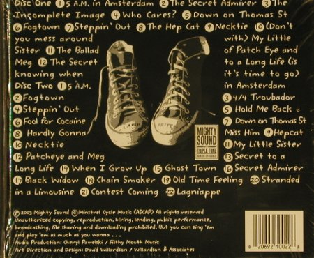Michelle Shocked: TheTexas Campfire TapesBox, FS-New, MightyS.(), I, 2003 - 2CD - 97027 - 11,50 Euro