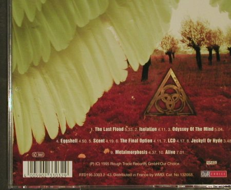 Krupps: Odyssey Of The Mind, Holo-Jewel, Our Choice(), D, 1995 - CD - 97030 - 10,00 Euro